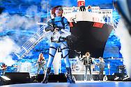 Udo Lindenberg - Keine Panik! Tournee 2016  in der TUI-Arena in Hannover am 14.June 2016. Foto: Rüdiger Knuth