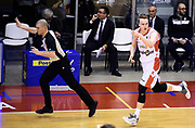 Arturs Strautins<br /> Grissin Bon Pallacanestro Reggio Emilia - Pasta Reggia Juve Caserta<br /> Lega Basket Serie A 2016/2017<br /> Reggio Emilia, 22/01/2017<br /> Foto A.Giberti / Ciamillo - Castoria