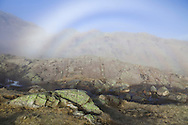 Fogbow over Grey Knotts and Sour Milk Gill, Borrowdale