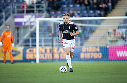Falkirk's Peter Grant.<br /> Falkirk beat Cowdenbeath in a penalty shoot-out, second round League Cup tie played at The Falkirk Stadium.