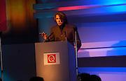 Jonathan Ross, The Q Awards 2004, Grosvenor House, London. 4 October 2004. ONE TIME USE ONLY - DO NOT ARCHIVE  © Copyright Photograph by Dafydd Jones 66 Stockwell Park Rd. London SW9 0DA Tel 020 7733 0108 www.dafjones.com