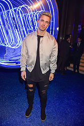 Marcus Butler at the Warner Music & Ciroc Brit Awards party, Freemasons Hall, 60 Great Queen Street, London England. 22 February 2017.