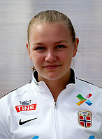 International Women's Friendly Matchs 2019 / <br /> Womens's Algarve Cup Tournament 2019 - <br /> China v Norway 1-3 ( Municipal Stadium - Albufeira,Portugal ) - <br /> Frida Maanum of Norway