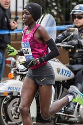 NYC Marathon, Edna Kiplagat
