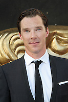 LONDON - MAY 27: Benedict Cumberbatch attends the Arqiva British Academy Television Awards at the Royal Festival Hall, London, UK. May 27, 2012. (Photo by Richard Goldschmidt)