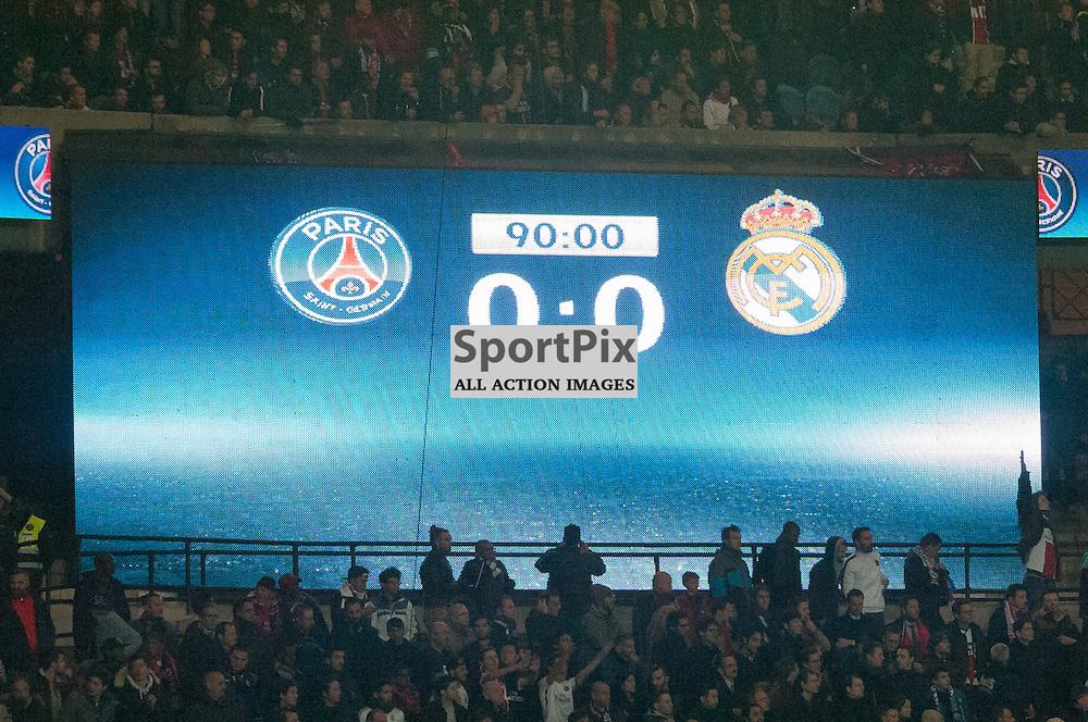 Final score 0-0