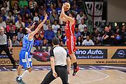 DESCRIZIONE : Campionato 2014/15 Dinamo Banco di Sardegna Sassari - Olimpia EA7 Emporio Armani Milano Playoff Semifinale Gara3<br /> GIOCATORE : Bruno Cerella<br /> CATEGORIA : Tiro Tre Punti Three Point Controcampo<br /> SQUADRA : Olimpia EA7 Emporio Armani Milano<br /> EVENTO : LegaBasket Serie A Beko 2014/2015 Playoff Semifinale Gara3<br /> GARA : Dinamo Banco di Sardegna Sassari - Olimpia EA7 Emporio Armani Milano Gara4<br /> DATA : 02/06/2015<br /> SPORT : Pallacanestro <br /> AUTORE : Agenzia Ciamillo-Castoria/L.Canu