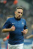 FOOTBALL - FRIENDLY GAME 2011 - FRANCE v BELGIUM - 15/11/2011 - PHOTO JEAN MARIE HERVIO / DPPI - FRANCK RIBERY (FRA)