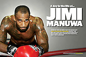 Jimi Manuwa Muscle & Fitness Feature