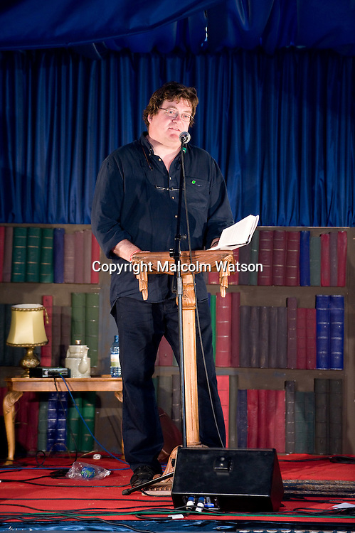 Latitude Festival, Suffolk. Literature tent.<br />