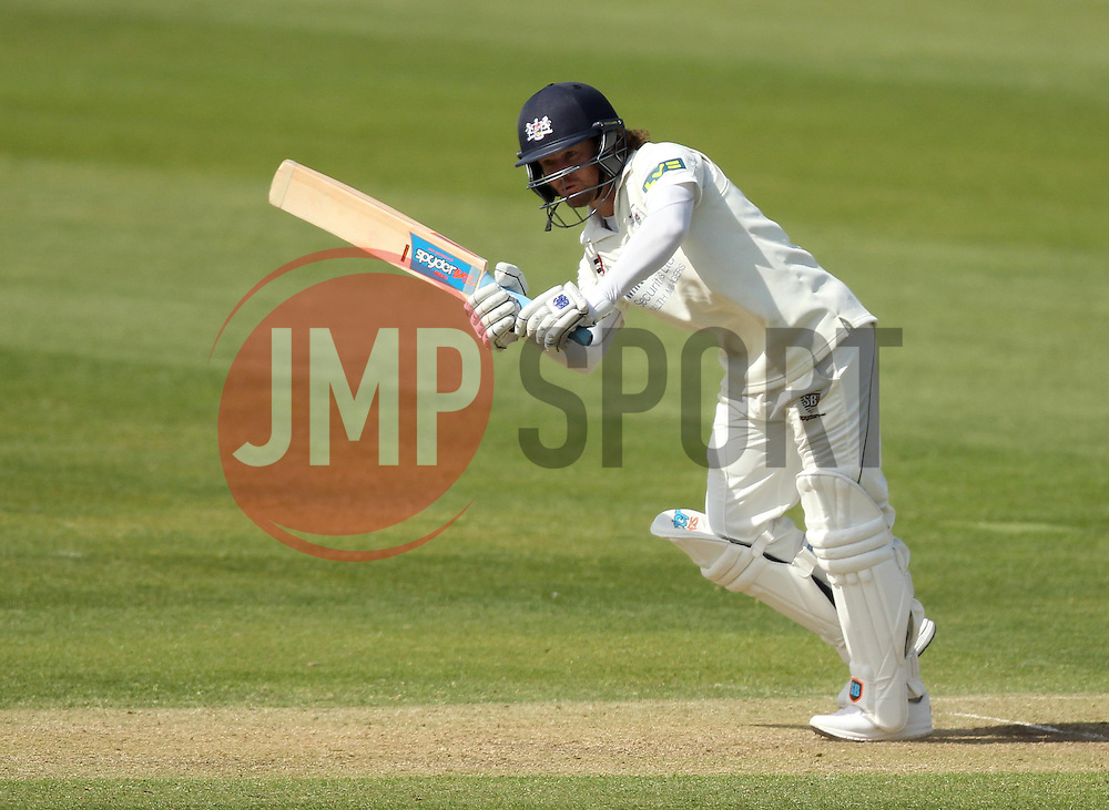 Gloucestershire's Hamish Marshall - Photo mandatory by-line: Robbie Stephenson/JMP - Mobile: 07966 386802 - 28/04/2015 - SPORT - Cricket - Bristol - The County Ground - Gloucestershire v Derbyshire - County Championship Division Two