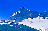 6,660 ft. Mount Sumdum of the Coast Mountains,  Southeast Alaska.