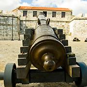 Castillo de la Real Fuerza fortress in Old Havana, Cuba.