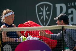 13-06-2019 NED: Libema Open, Rosmalen Grass Court Tennis Championships / Kiki Bertens and Raemon Sluiter