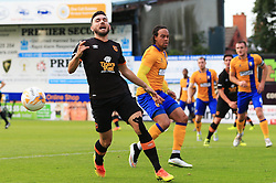Robert Snodgrass of Hull City rues a missed chance - Mandatory by-line: Matt McNulty/JMP - 19/07/2016 - FOOTBALL - One Call Stadium - Mansfield, England - Mansfield Town v Hull City - Pre-season friendly
