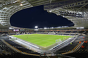 Hull City KCOM stadium before the EFL Sky Bet Championship match between Hull City and Barnsley at the KCOM Stadium, Kingston upon Hull, England on 27 February 2018. Picture by Ian Lyall.