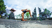 Pura Dalam Putir Ceger Temple, Bali Victor Chau at Pura Dalam Putir Ceger Temple, Bali