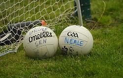 Local Derby in the Mayo Intermediate Championship The Neale v Ballinrobe.<br />Pic Conor McKeown