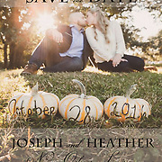 Heather Save the Dates