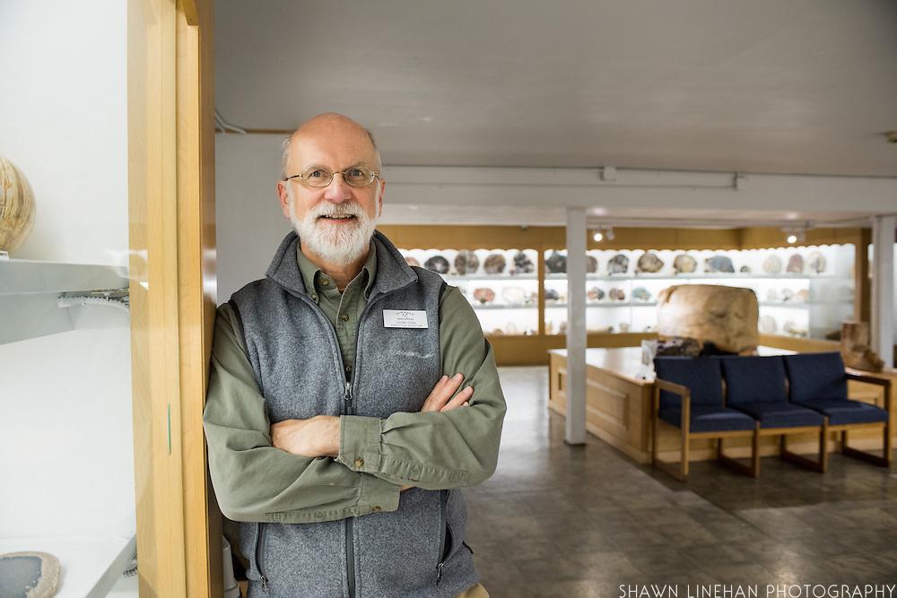 Julian Grey, Director of the Rice Northwest Museum