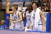 LIGNANO SABBIADORO, 08 LUGLIO 2015<br /> BASKET, EUROPEO MASCHILE UNDER 20<br /> ITALIA-BOSNIA ERZEGOVINA<br /> NELLA FOTO: team<br /> FOTO FIBA EUROPE/CASTORIA