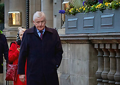 Fred Goodwin outside Balmoral Hotel, Edinburgh, 14 February 2020
