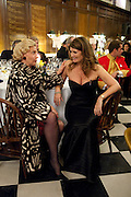 Wendy Coumantaros; ALEXA JAGO; , Charity Dinner in aid of Caring for Courage The Royal Scots Dragoon Guards Afganistan Welfare Appeal. In the presence of the Duke of Kent. The Royal Hospital, Chaelsea. London. 20 October 2011. <br /> <br />  , -DO NOT ARCHIVE-© Copyright Photograph by Dafydd Jones. 248 Clapham Rd. London SW9 0PZ. Tel 0207 820 0771. www.dafjones.com.
