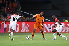 Netherlands v Peru - 06 September 2018