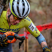 Sunday, Dec. 16, 2018 — Rebecca Fahringer at the 2018 USA Cycling Cyclocross National Championships 18.2 in Louisville, KY. #CXNATS #photopresse.photoshelter.com #CYCLOCROSS #CX #FUJIXPRO2 #FUJIFILM #GOFAHR