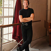 Dec 8, 2009 -- Orlando, FL, U.S.A..Robert Hill , Artistic Director for the Orlando Ballet..Photo by Preston C. Mack .
