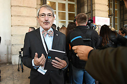 Italy, Verona  - March 29, 2019.Controversial World Families Conference starts in Verona / Antonio Brandi  (Credit Image: © Passaro/Fotogramma/Ropi via ZUMA Press)