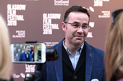 "Glasgow Film Festival, Sunday 3rd March 2019<br /> <br /> UK Premiere of ""Do No Harm (Eminent Monsters)""<br /> <br /> Pictured: Stephen Bennett (Director)<br /> <br /> Alex Todd 