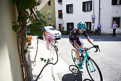 Tayler Wiles (USA) at Giro Rosa 2018 - Stage 10, a 120.3 km road race starting and finishing in Cividale del Friuli, Italy on July 15, 2018. Photo by Sean Robinson/velofocus.com