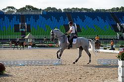Lips Tim, NED, Bayro<br /> Merel Blom, NED, Rumaor Has It<br /> Olympic Games Rio 2016<br /> © Hippo Foto - Dirk Caremans<br /> 04/08/16