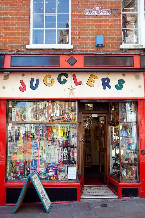 Jugglers, Nottingham