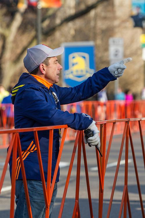 BAA 5K, Dave McGillivrary, race director