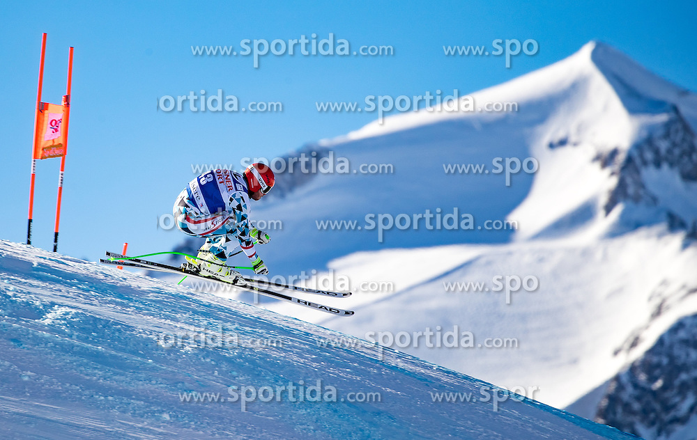 01.12.2016, Val d Isere, FRA, FIS Weltcup Ski Alpin, Val d Isere, Abfahrt, Herren, 2. Training, im Bild Christian Walder (AUT) // Christian Walder of Austria in action during the 2nd practice run of men's Downhill of the Val d Isere FIS Ski Alpine World Cup. Val d Isere, France on 2016/01/12. EXPA Pictures © 2016, PhotoCredit: EXPA/ Johann Groder