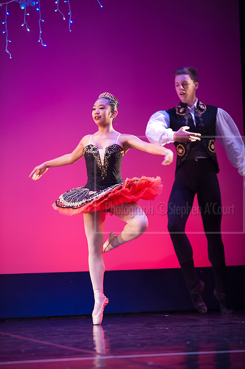 Wellington, NZ. 6.12.2015.  Chocolate, from the Wellington Dance & Performing Arts Academy end of year stage-show 2015. Little Show, Sunday 10.15am. Photo credit: Stephen A'Court.  COPYRIGHT ©Stephen A'Court