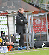 Dave Bowman - Dundee United v Dundee, SPFL Under 20s Development League at Tannadice Park<br /> <br />  - © David Young - www.davidyoungphoto.co.uk - email: davidyoungphoto@gmail.com
