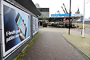 Nederland, Nijmegen, 23-12-2016 Ingang, hoofdingang, gebouw radboudumc, umc radboud, umcn, academisch, universitair ziekenhuis. Foto: Flip Franssen