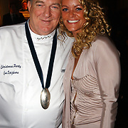 Kerstborrel Princess 2004, Cas Spijkers en inge de Bruijn