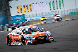 June 17, 2017 - Budapest, Hungary - Motorsports: DTM race Budapest, Saison 2017 - 3. Event Hungaroring, HU, # 53 Jamie Green (GBR, Audi Sport Team Rosberg, Audi RS5 DTM) (Credit Image: © Hoch Zwei via ZUMA Wire)