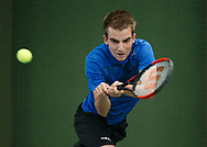 MARCEL STRICKROTH (GER ), DAIKIN Open 2017, ITF F14 Futures<br /> <br /> Tennis - DAIKIN Open 2017 - ITF 15.000 -  TennisBase - Oberhaching - Bavaria - Germany - 10 October 2017. <br /> &copy; Juergen Hasenkopf