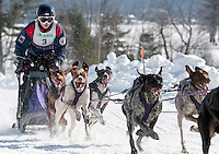 82 annual Laconia Sled Dog Derby February 11, 2011.