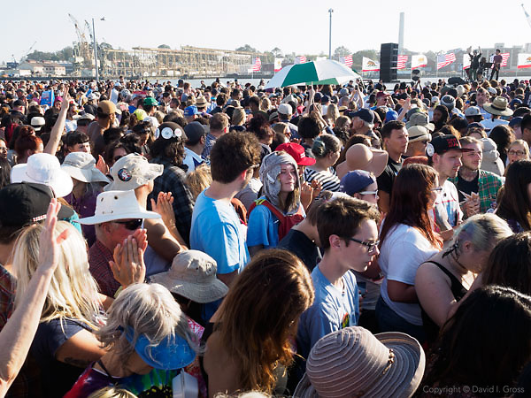 """Thousands of people showed up for a rally in support of Bernie Sanders, a candidate for the Democratic nomination for president, at the """"A Future to Believe In"""" rally in Vallejo, California."""