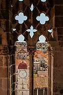 Clocktower in Split, Croatia