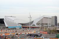 OLYMPIC GAMES - LONDON 2012 VENUES - LONDON (GBR) - 23/11/2011 - PHOTO : GREGORY LENORMAND / DPPI - AQUATICS CENTRE