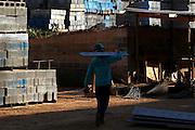 Campinas_SP, Brasil...Minha Casa, Minha Vida. Conjunto de predios Turquesa Ville na cidade de Campinas...Minha Casa, Minha Vida (My House, My Life). Turquesa Ville building in Campinas, Sao Paulo...Foto: MARCUS DESIMONI / NITRO