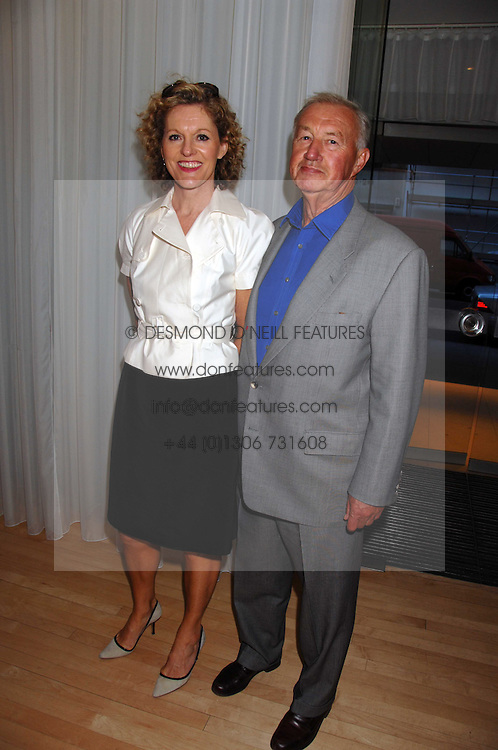 SIR TERENCE & LADY CONRAN at the Lauren-Perrier 'Pop Art' Pink Party in aid of Capital 95.8's Help A London Child, held at Suka at the Sanderson Hotel, 50 Berners Street, London W1 on 25th April 2007.<br />
