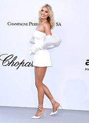 Elsa Hosk attending the 26th amfAR Gala held at Hotel du Cap-Eden-Roc during the 72nd Cannes Film Festival. Picture credit should read: Doug Peters/EMPICS